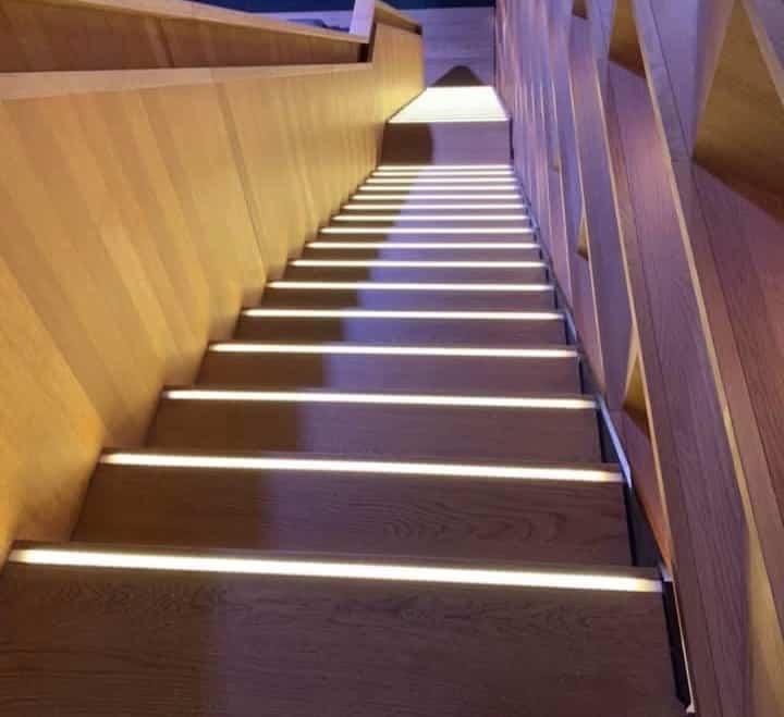 Stufenbeleuchtung
