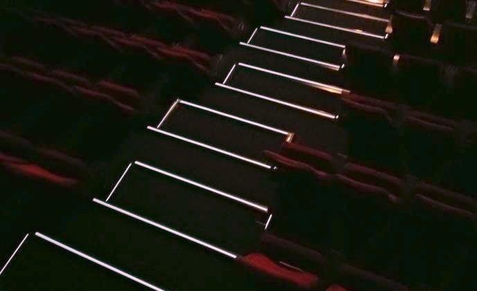 Treppenkantenprofile beleuchtet