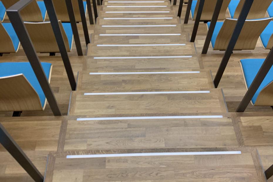 Stufeneinbauleuchten