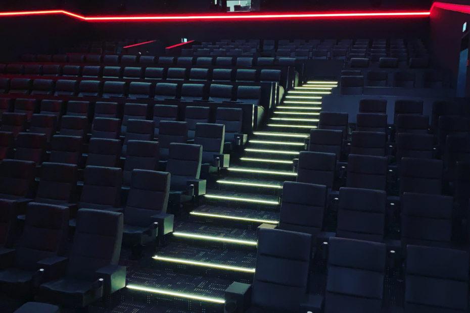 Beleuchtung-Treppenkanten