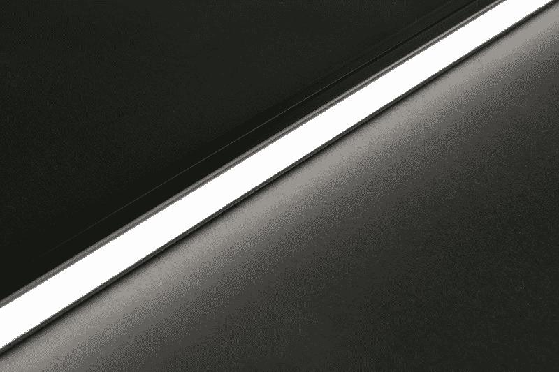 Treppenbeleuchtung Profil mit LED