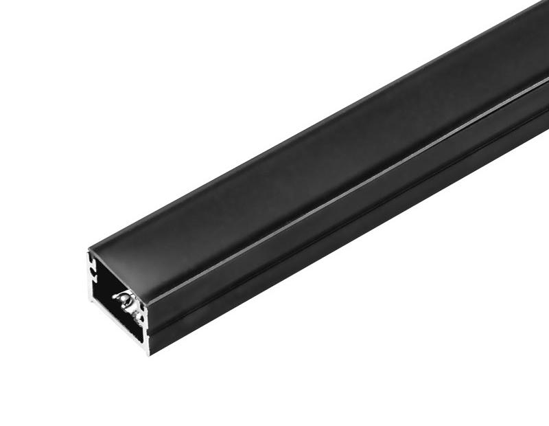 LED-Profil-schwarz